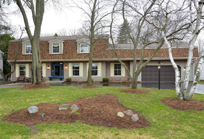 Single Family Home For Sale: 9421 N Fairway Cir