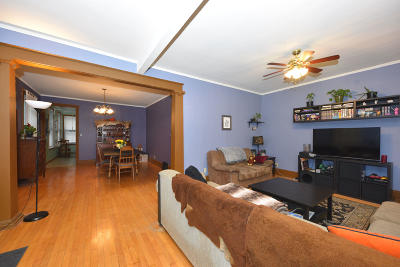 Milwaukee County Single Family Home For Sale: 3033 N Holton