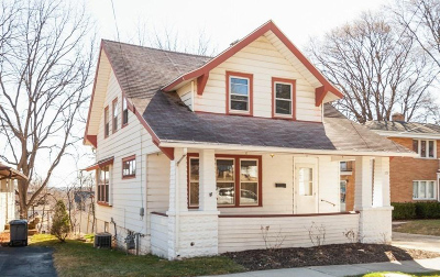Waukesha Single Family Home For Sale: 119 Spring St