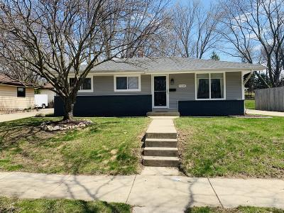 Milwaukee County Single Family Home For Sale: 6168 N Denmark St