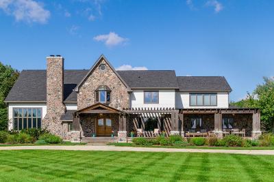 Whitewater Single Family Home For Sale: N8925 Tamarack Rd