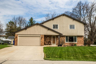 Muskego Single Family Home Active Contingent With Offer: S69w14934 Dartmouth Cir