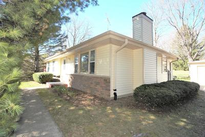 Mukwonago Single Family Home Active Contingent With Offer: W312s6335 Willow Springs Dr