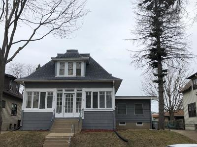 Milwaukee County Single Family Home For Sale: 2038 N 56th St