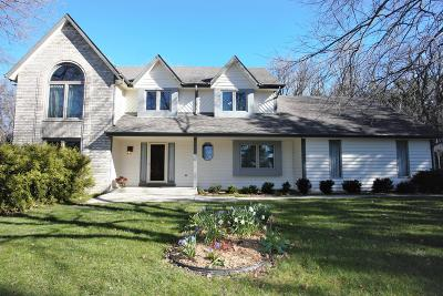Waukesha County Single Family Home For Sale: W339s9753 Red Brae Dr