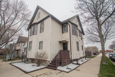 Milwaukee County Two Family Home For Sale: 2024 S Hilbert St #2026