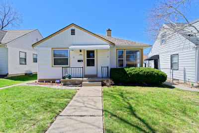 Milwaukee County Single Family Home For Sale: 4135 N 47th St