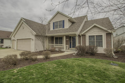 Slinger Single Family Home Active Contingent With Offer: 307 Kames Ct
