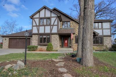 Kenosha Single Family Home For Sale: 6728 49th Ave #--------