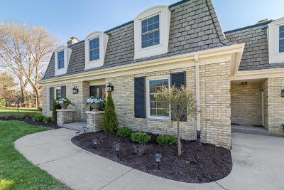 Brookfield Single Family Home Active Contingent With Offer: 21055 Oak Ridge Ct