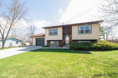 Mayville Single Family Home Active Contingent With Offer: 320 Hyland Trl