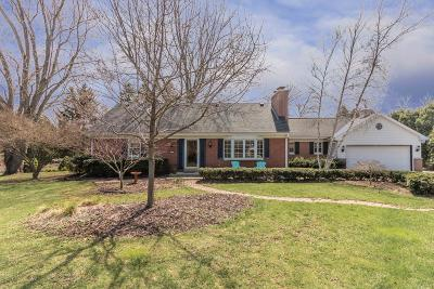 Mequon Single Family Home Active Contingent With Offer: 7717 W Evergreen Rd