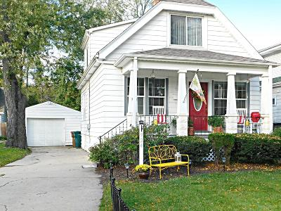 Glendale Single Family Home Active Contingent With Offer: 924 W Glendale Ave