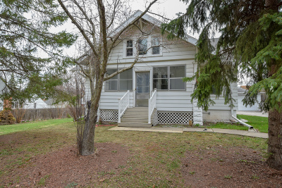 Greenfield Single Family Home For Sale: 3454 S Schauer Ave