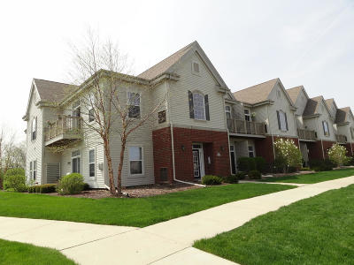 Jackson Condo/Townhouse Active Contingent With Offer: W206n16729 Blackberry Cir #1523
