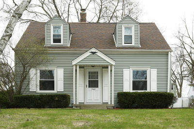 Wauwatosa Single Family Home For Sale: 748 N 113th St