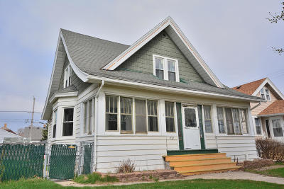 West Allis WI Single Family Home For Sale: $149,900