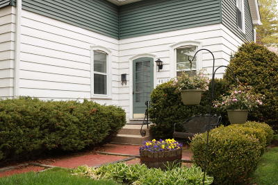 Whitefish Bay Single Family Home Active Contingent With Offer: 4810 N Elkhart Ave
