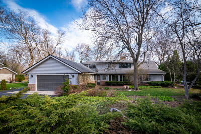 Single Family Home For Sale: 14855 Watertown Plank Rd