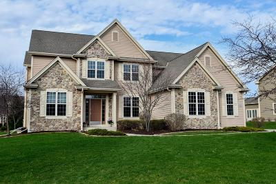 Menomonee Falls Single Family Home Active Contingent With Offer: W131n6685 Daylily Dr
