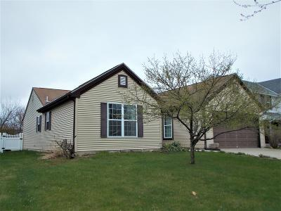 West Bend Single Family Home Active Contingent With Offer: 2621 Eagles Ct
