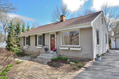 Single Family Home Active Contingent With Offer: 820 Lois Ave