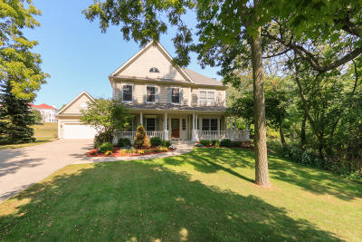 Lake Geneva Condo/Townhouse Active Contingent With Offer: 1347 Wilmington Way