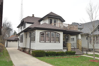 Shorewood Single Family Home Active Contingent With Offer: 4023 N Larkin St