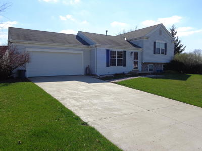 West Bend Single Family Home Active Contingent With Offer: 1101 Sumac Dr