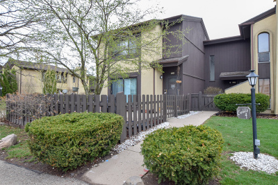 Greenfield Condo/Townhouse Active Contingent With Offer: 5270 S Somerset Ln