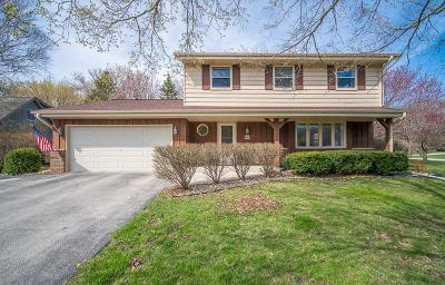Waukesha Single Family Home Active Contingent With Offer: W222n2193 Glenwood Ln