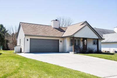 Milwaukee County Single Family Home For Sale: 1315 Noel Ct