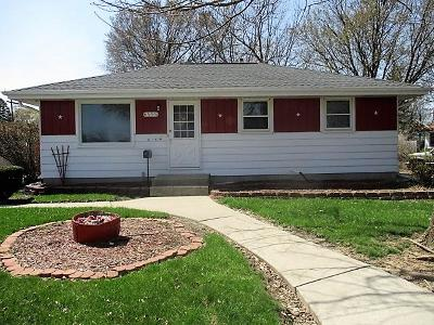 Milwaukee Single Family Home For Sale: 6555 N 87th St