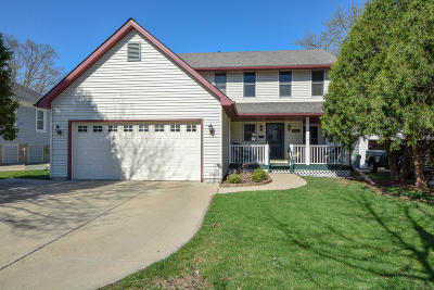 Milwaukee County Single Family Home For Sale: 3539 S 86th St