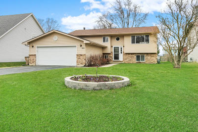 Pleasant Prairie Single Family Home Active Contingent With Offer: 909 115th St