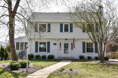 Single Family Home Active Contingent With Offer: 9317 Stickney Ave