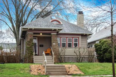Whitefish Bay Single Family Home Active Contingent With Offer: 4912 N Larkin St