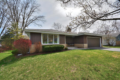 Single Family Home Active Contingent With Offer: 840 Garvens Ave