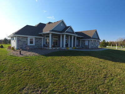 Waukesha County Single Family Home For Sale: W347n6745 Shoreview Ct