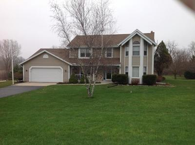 Big Bend Single Family Home Active Contingent With Offer: W235s7590 S Vernon Hills Dr
