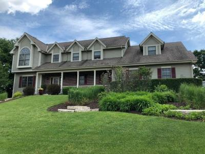 Pewaukee Single Family Home Active Contingent With Offer: N43w29217 Prairie Wind Cir N