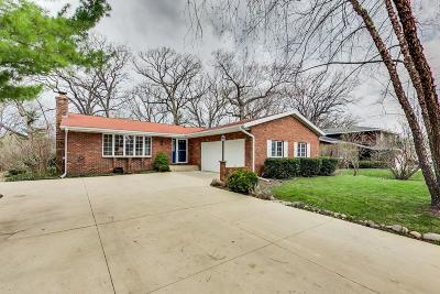 Pleasant Prairie Single Family Home Active Contingent With Offer: 8706 113th Ave