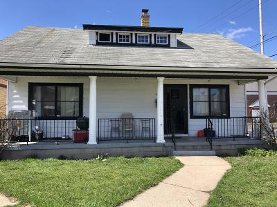 Milwaukee WI Single Family Home For Sale: $74,000