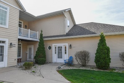 Oconomowoc Condo/Townhouse Active Contingent With Offer: W398n5965 Autumn Woods Dr