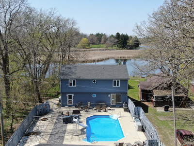 Waterford Single Family Home Active Contingent With Offer: 29750 Raab Rd