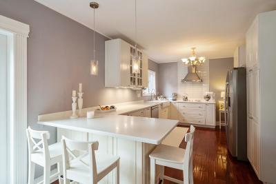 Lake Geneva Single Family Home For Sale: 1567 Evergreen Ln