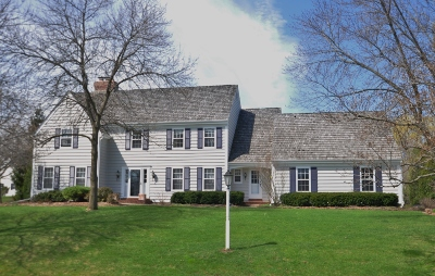 Mequon Single Family Home Active Contingent With Offer: 10821 N Norway Dr
