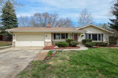 Greendale Single Family Home Active Contingent With Offer: 7480 Highview Dr