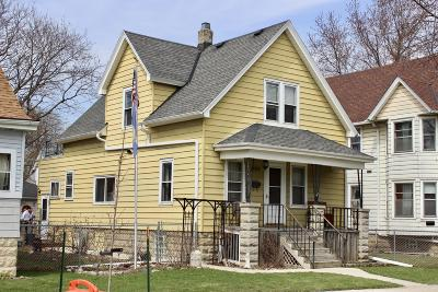 West Allis Single Family Home Active Contingent With Offer: 1809 S 63rd St