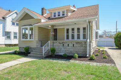 Single Family Home Active Contingent With Offer: 1366 N 64th #St